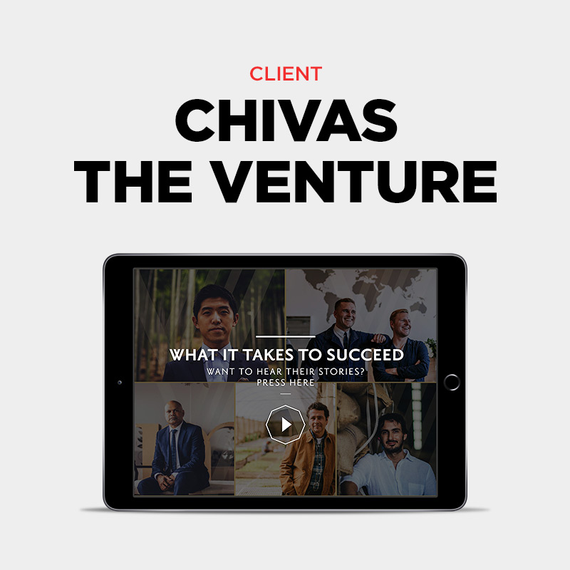 CHIVAS: THE VENTURE