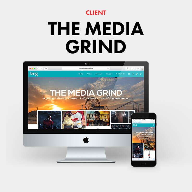 THE MEDIA GRIND