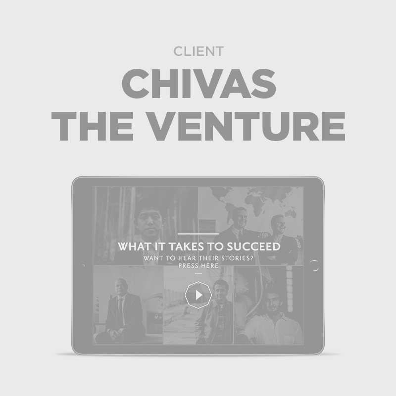 CHIVAS: THE VENTURE